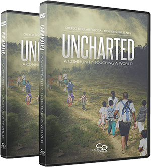 Uncharted DVD