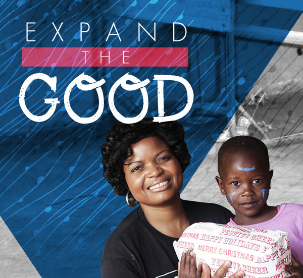 Expand the good