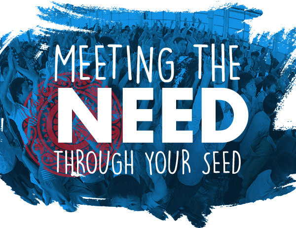Meeting the need through your seed