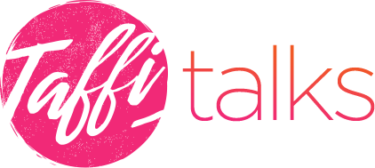 Taffi Talks logo