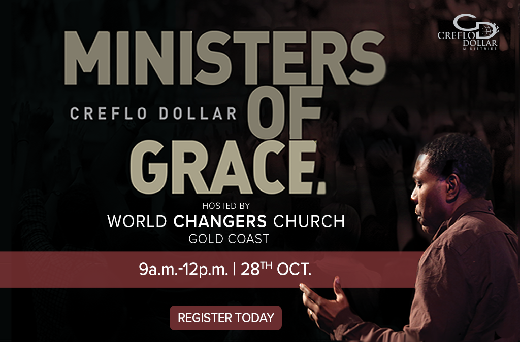 Creflo Dollar Ministries presents the 2017 Ministers of Grace Conference