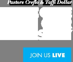 Home | Creflo Dollar Ministries | CDM International