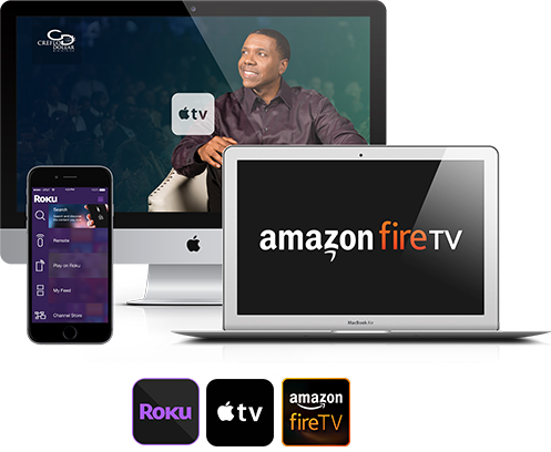 Different devices with online streaming options