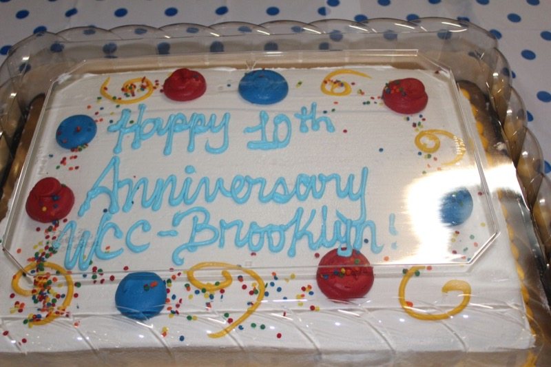 WCC Brooklyn 10th Church Anniversary Images