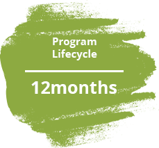 Program lifecycle 12 months