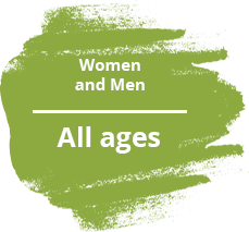 Women and men all ages
