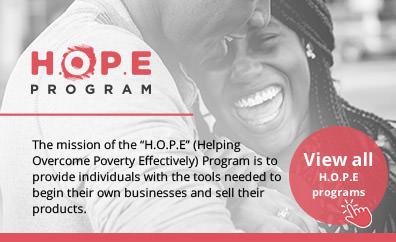 CDGM|HOPE Program | CDM International