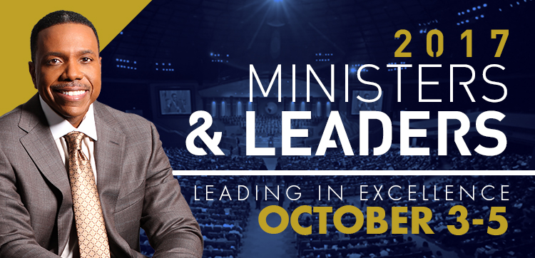 2017 Ministers & Leaders Conference Center Tile
