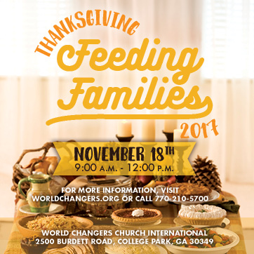 WCCI Thanksgiving Feeding Families