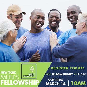 3/14 WCCNY Men's Fellowship