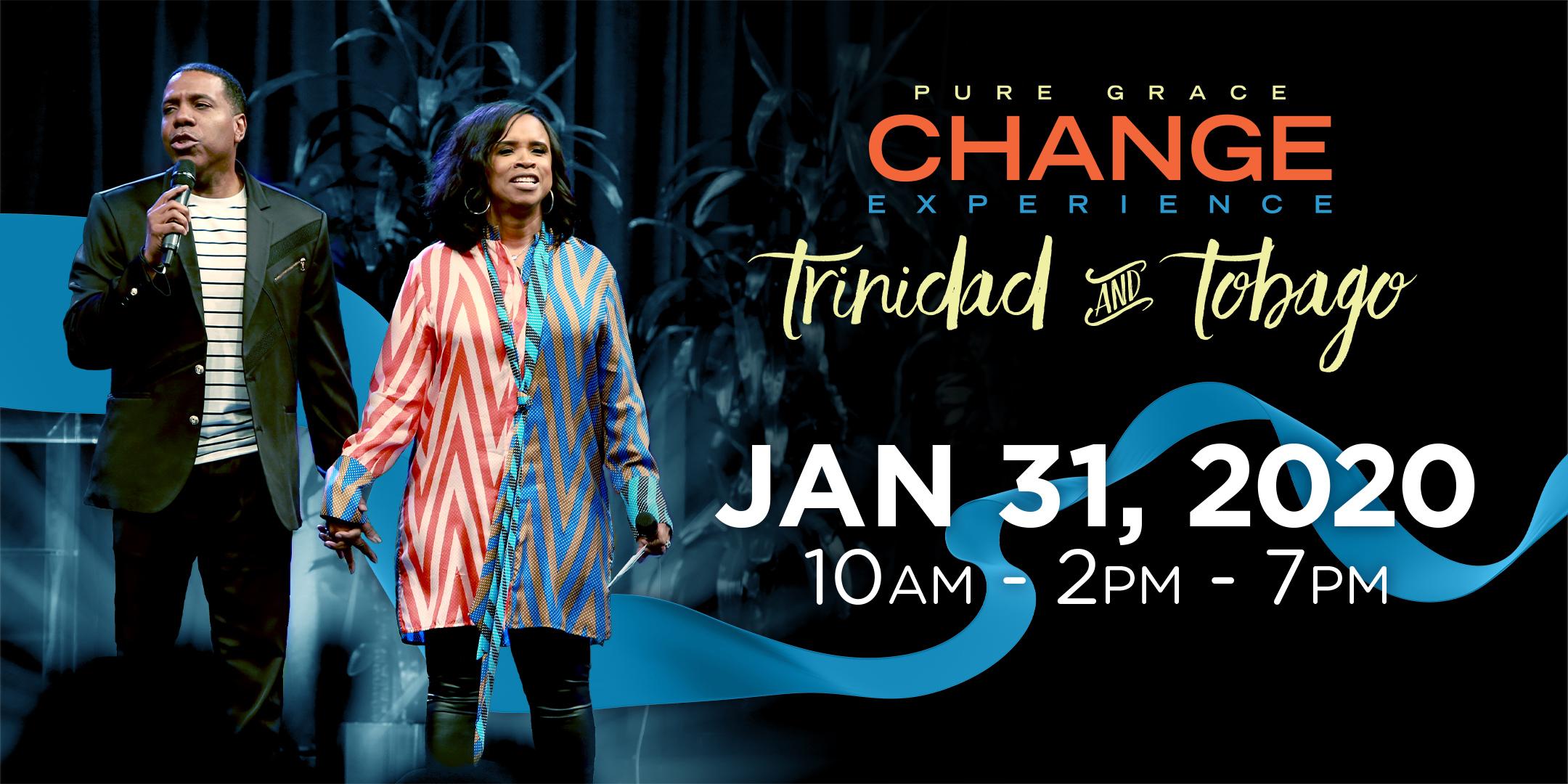 Change Experience Trinidad, Tobago