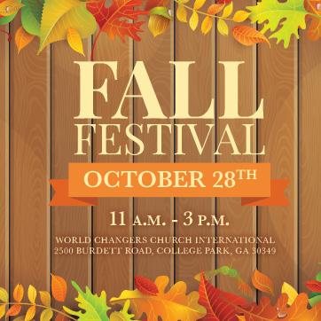 WCCI Fall Festival