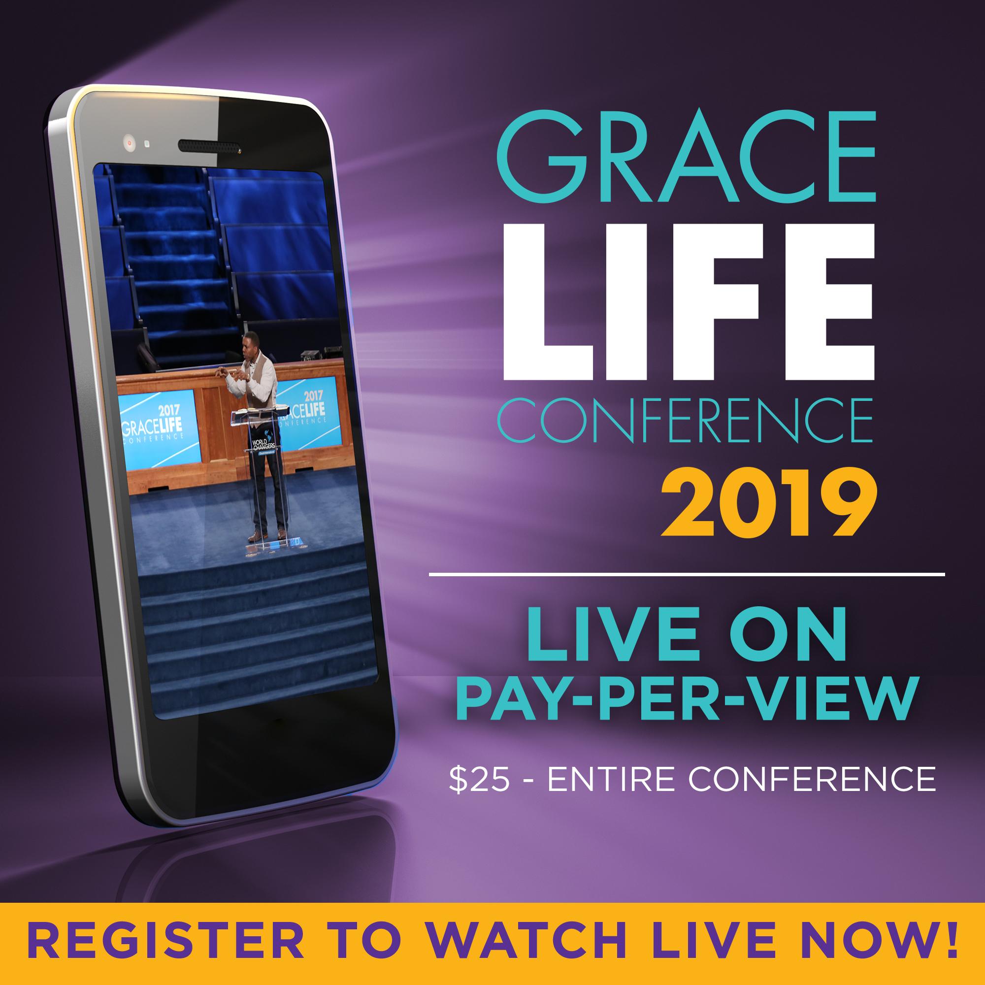 Watch Gracelife Live