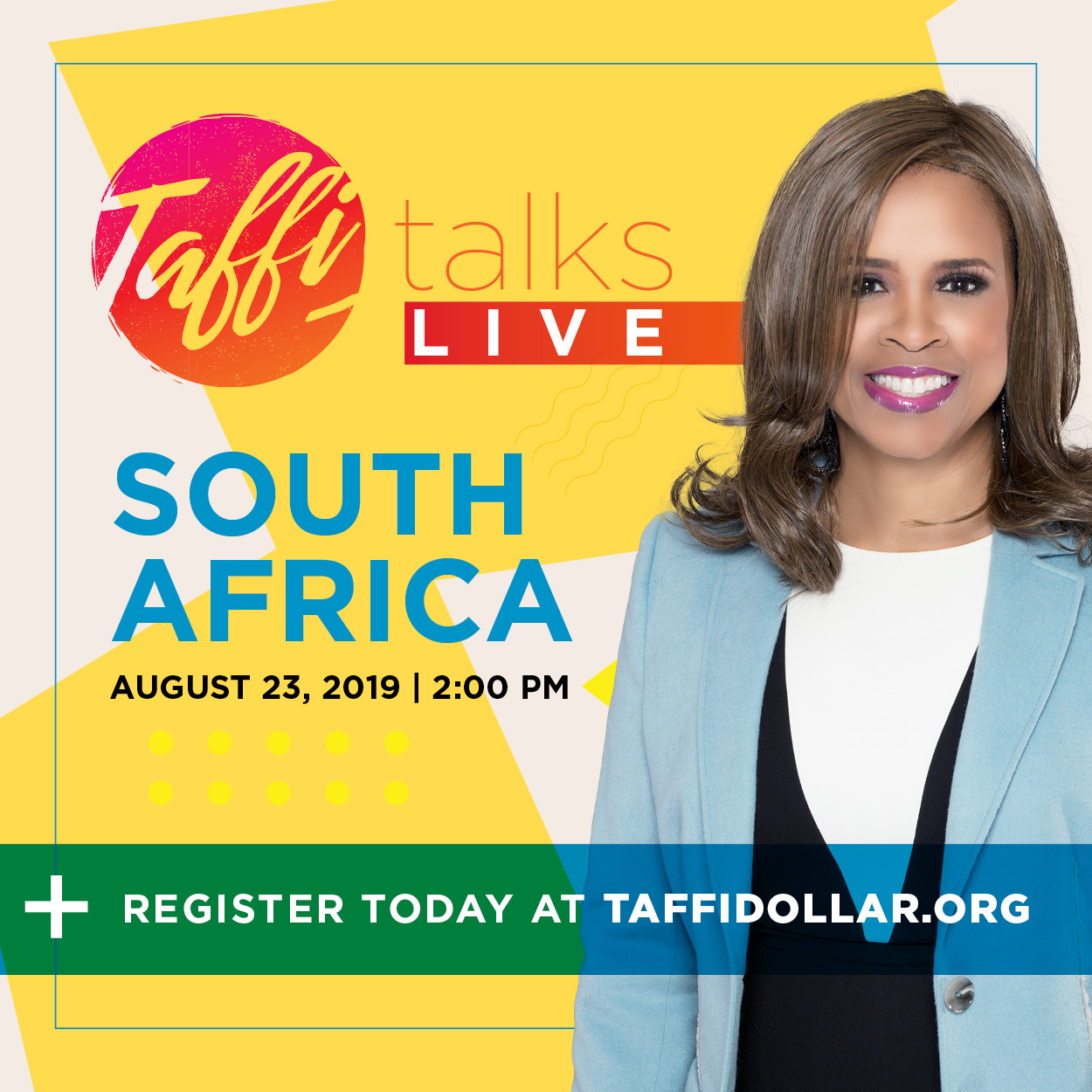 Taffi Talks South Africa
