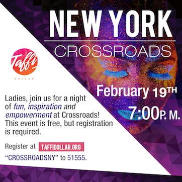Crossroads NY