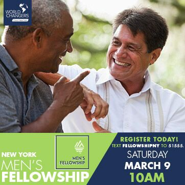 Mens Fellowship NY