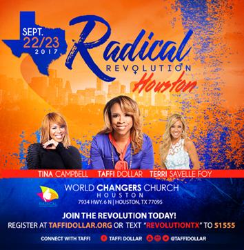 Radical Revolution Houston