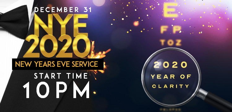 WCCNY NEW YEAR'S EVE SERVICE