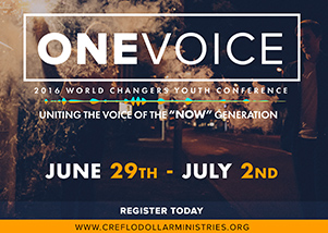 One Voice: 2016 World Changers Youth Conference