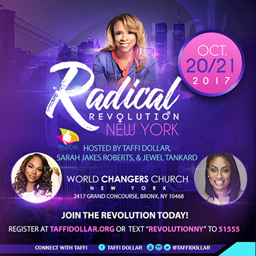 2017 Radical Revolution New York