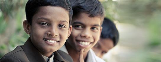 Home Outreach, India