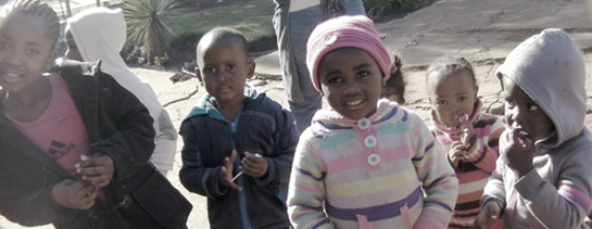 Marikana Community Outreach, South Africa