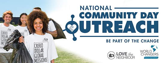 National Community Outreach Day