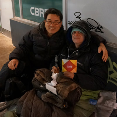 "Cold Nights in the Streets of Toronto – Ministering to the ""ONE"" thumbnail"