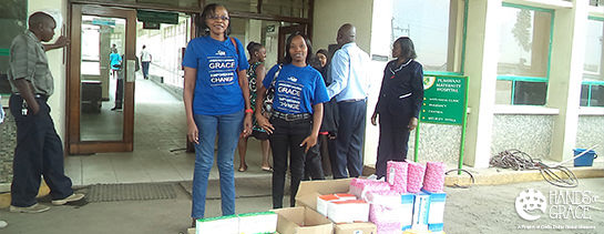Pumwani Hospital Outreach