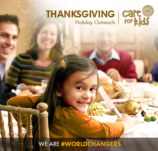 Thanksgiving Holiday Outreach Flyer 2014 thumbnail
