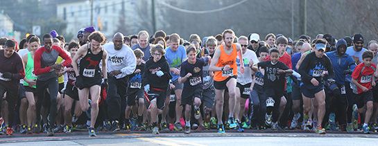 MLK Day 5K Race, Atlanta