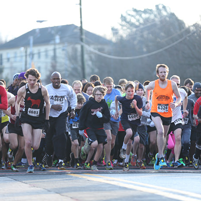 MLK Day 5K Race, Atlanta thumbnail