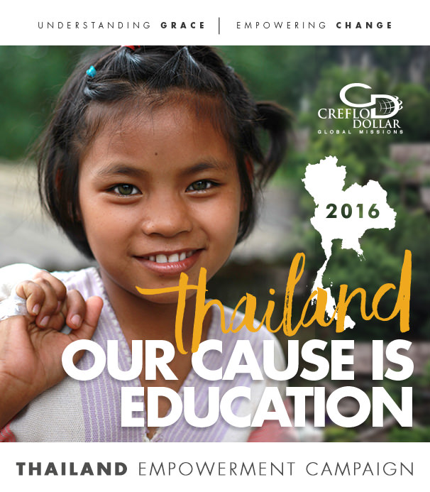 Thailand Empowerment Campaign 2016 - Update