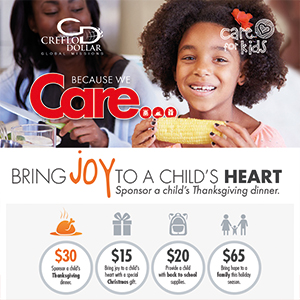 Thanksgiving Holiday Outreach Flyer 2015 thumbnail