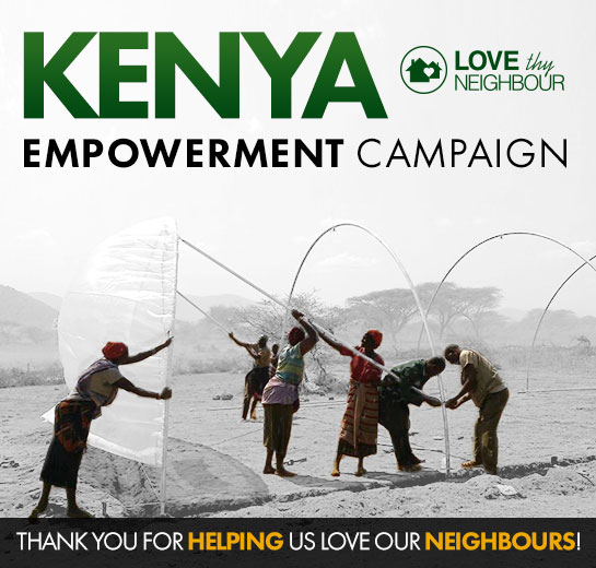 Kenya Empowerment Campaign 2014