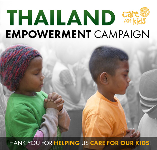 Thailand Empowerment Campaign 2014 -Update