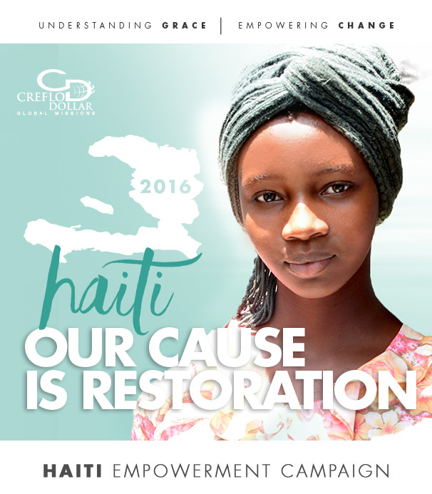 Haiti Empowerment Campaign 2016