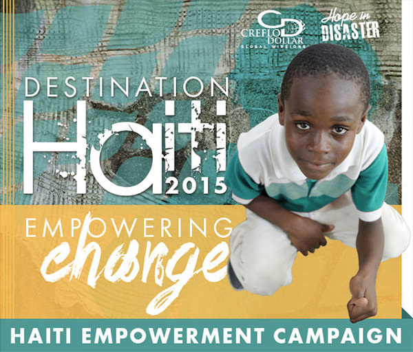 Haiti Empowerment Campaign 2015