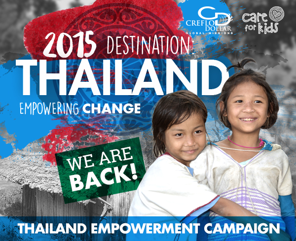 Thailand Empowerment Campaign 2015 - Update