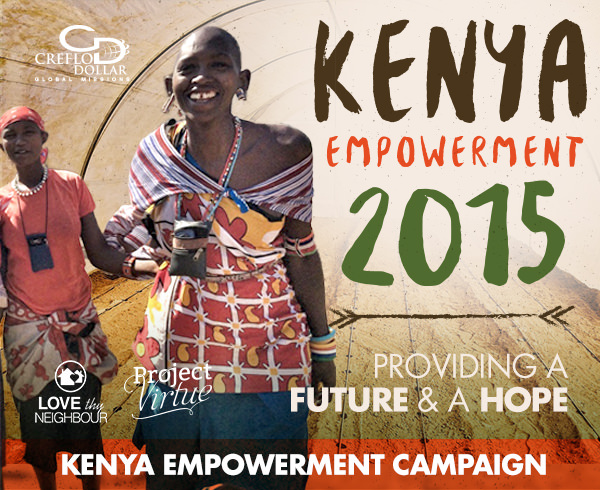 Kenya Empowerment Campaign 2015