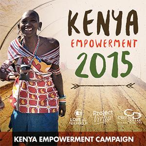 Kenya Empowerment Campaign 2015 - Update thumbnail