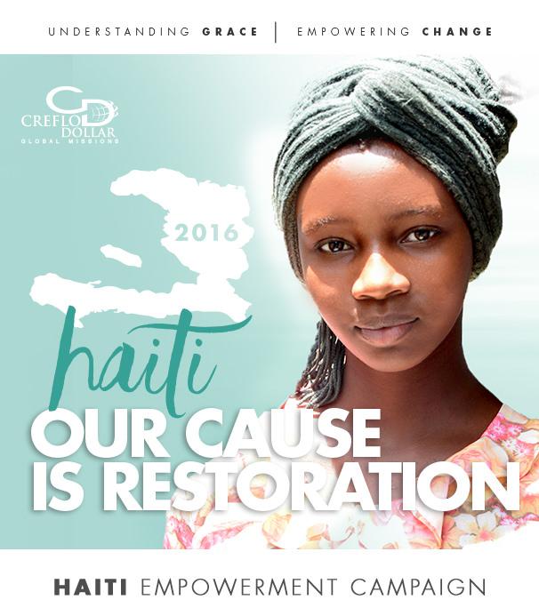 Haiti Empowerment Campaign 2016 - Update