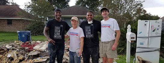 Flood Relief - Louisiana