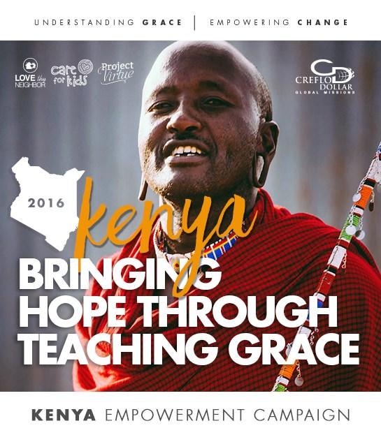 Kenya Empowerment Campaign 2016 - Update