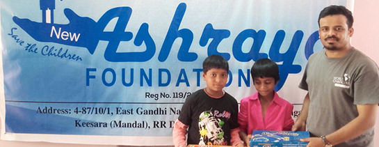 Ashraya Foundation - India