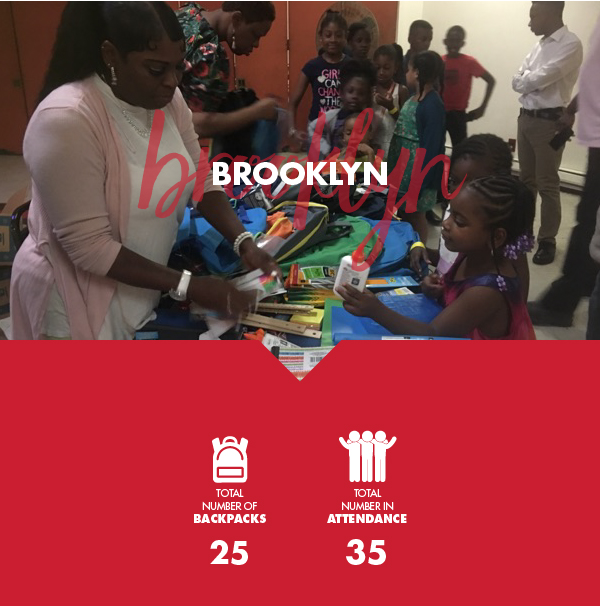 Back to School Brooklyn Event
