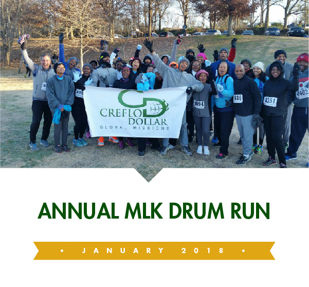 Annual MLK Drum Run thumbnail