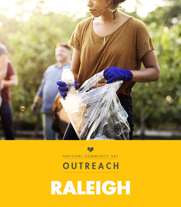 COMMUNITY DAY 2018 - Raleigh