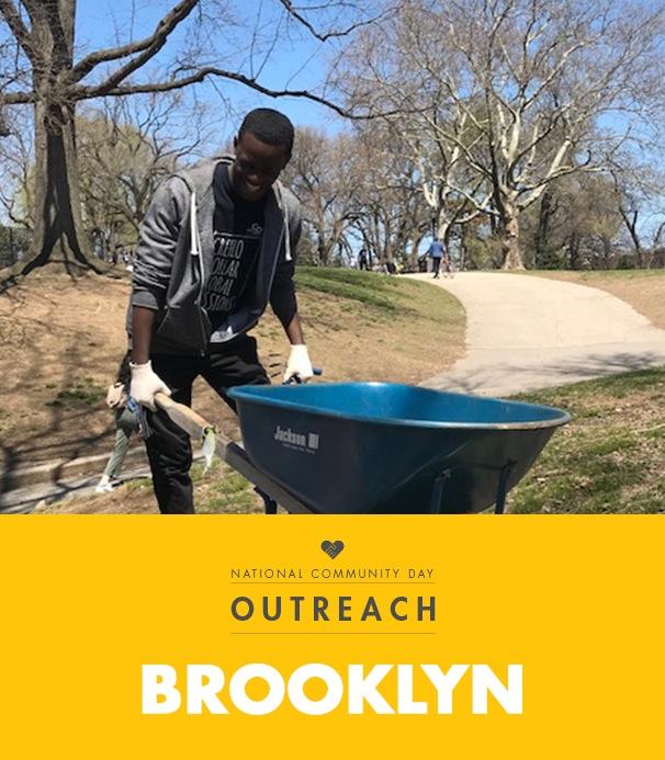 COMMUNITY DAY 2018 - WCC Brooklyn
