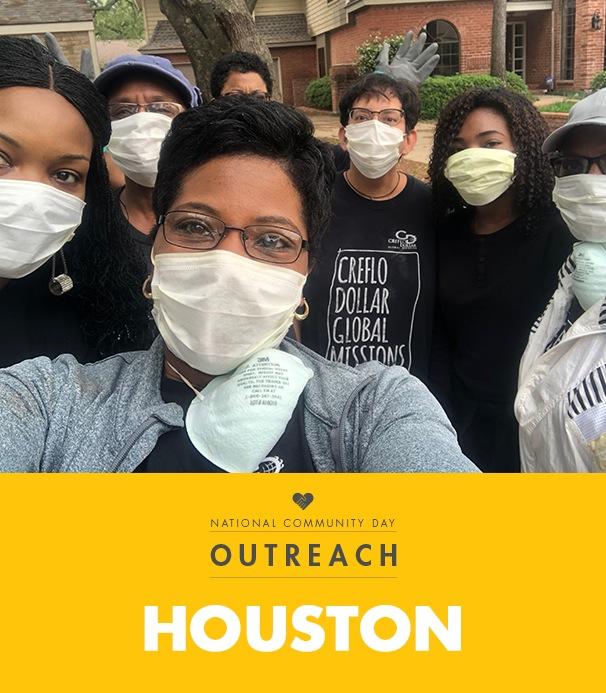 COMMUNITY DAY 2018 - Houston